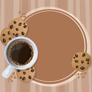 Ilustrační obrázek káva