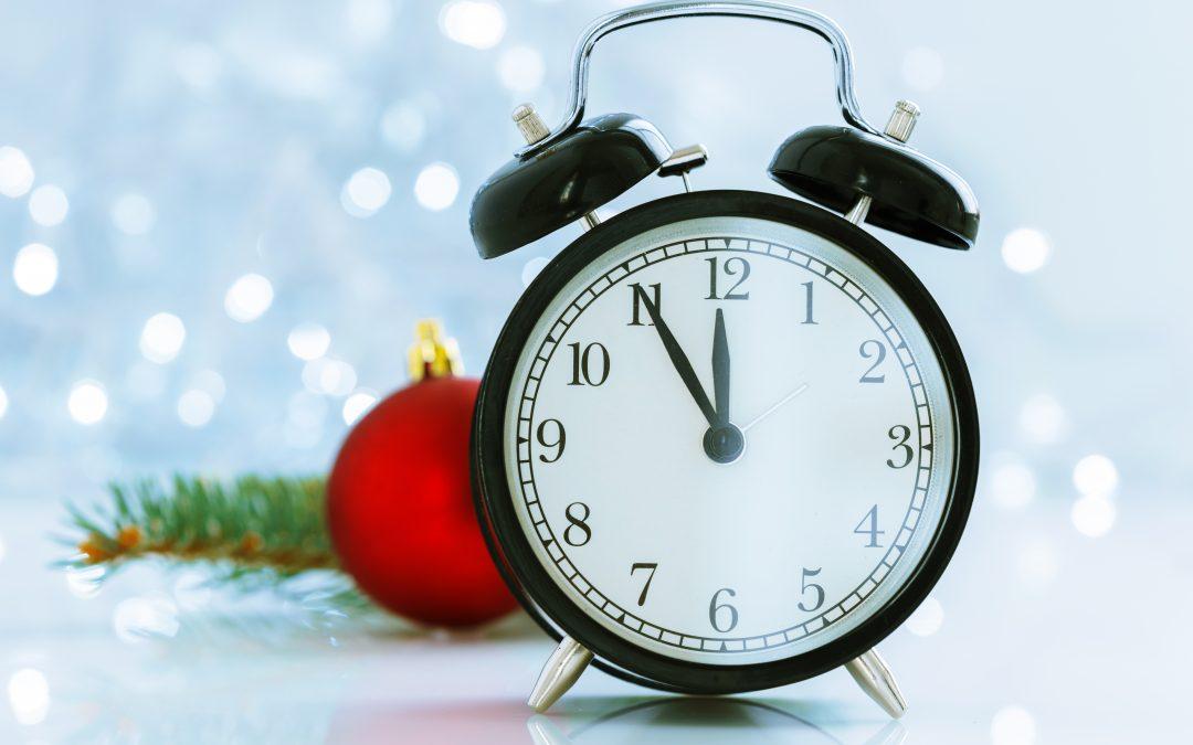 Provozní doba během vánočních svátků